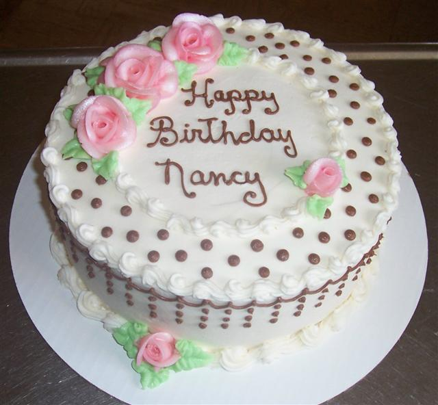 Happy Birthday Nancy Moon